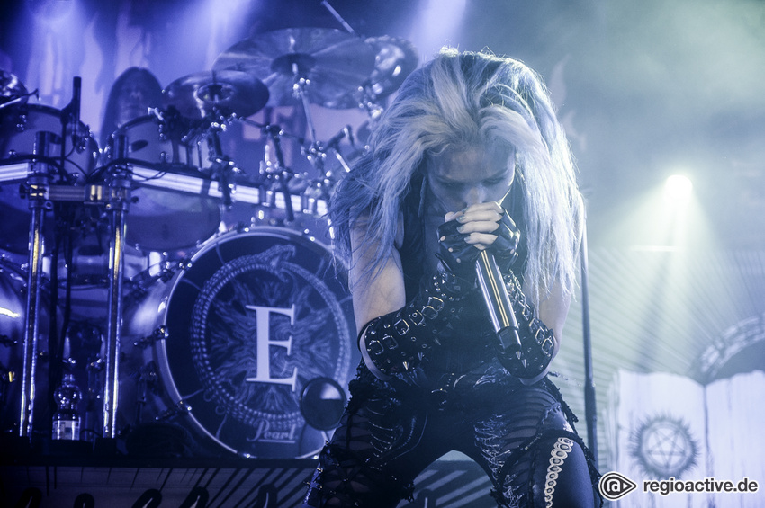 Arch Enemy (live in Hamburg, 29.01.2018)