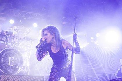 Melodisch - Arch Enemy: Live-Fotos aus der Grossen Freiheit 36 in Hamburg