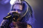 Arch Enemy: Live-Fotos aus der Grossen Freiheit 36 in Hamburg