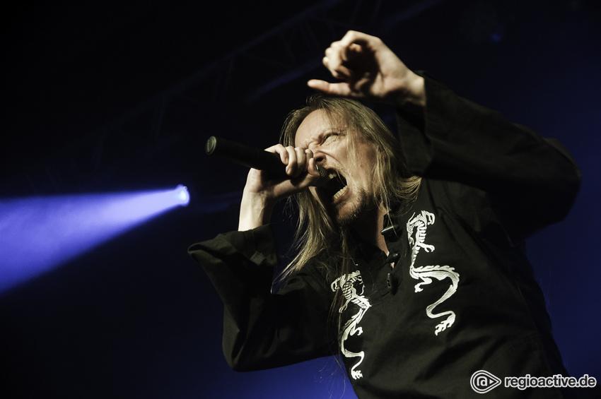 Wintersun (live in Hamburg, 29.01.2018)