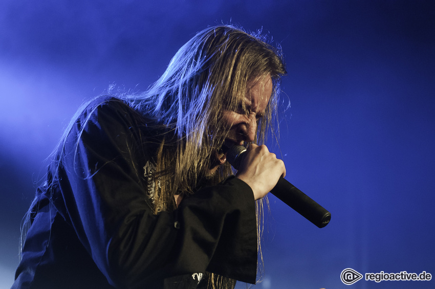 Wintersun (live in Hamburg, 29.01.2018)
