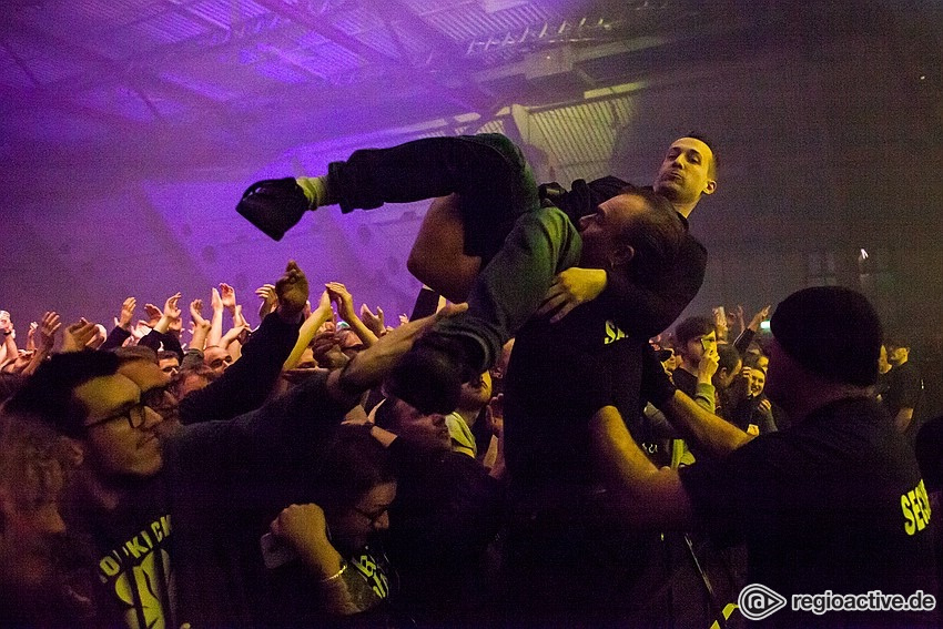 Dropkick Murphys (live in Mannheim 2018)