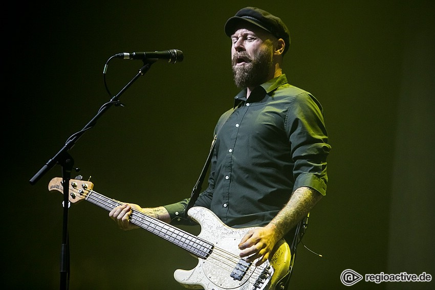 Flogging Molly (live in Mannheim 2018)