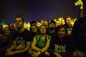 Live-Bilder von Flogging Molly als Support von Dropkick Murphys in Mannheim