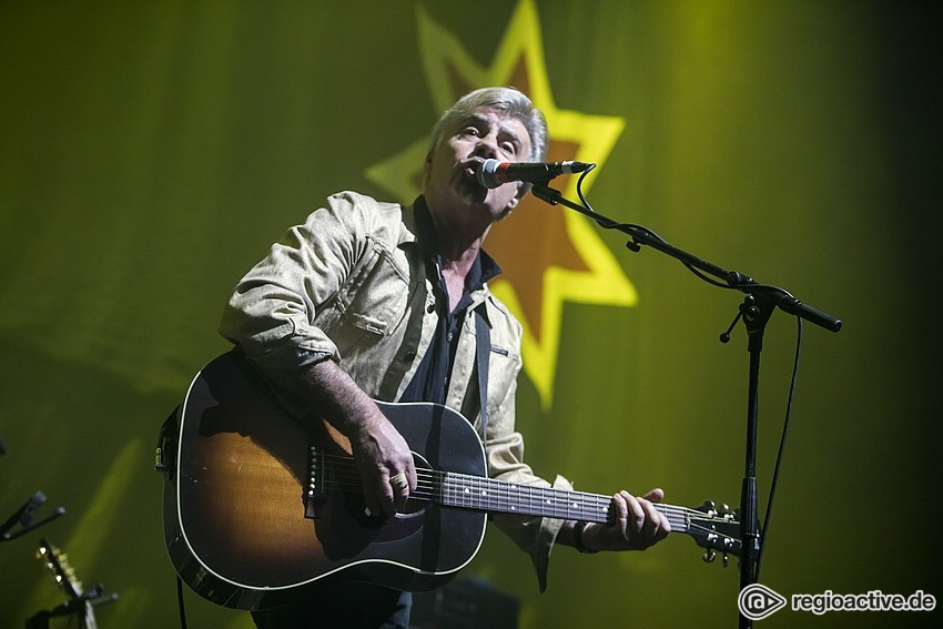 Glen Matlock (live in Mannheim 2018)