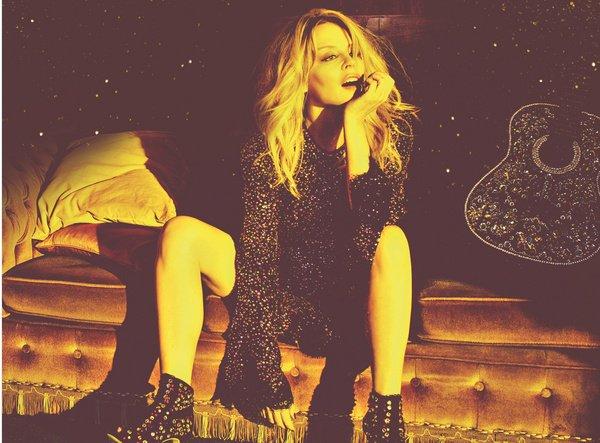 Pop-Ikone ganz intim - Kylie Minogue kündigt fünf ausgewählte Club-Shows in Europa an