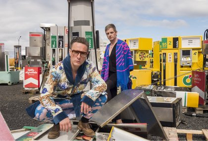 Extravagante Klänge - GusGus im Frühling mit neuer Musik in Deutschland