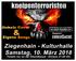 Ehrensache, Kneipenterroristen in Schwalmstadt, Konzert, 10.03.2018, Kulturhalle Ziegenhain -