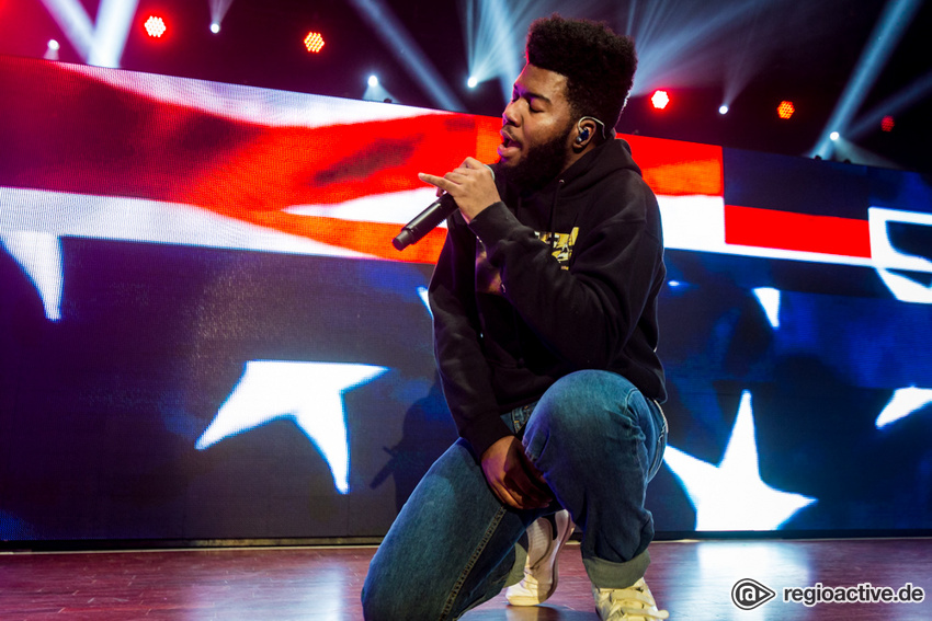 Khalid (live in Offenbach, 2018)