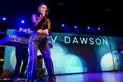 Live-Bilder von Liv Dawson als Support von Khalid in Offenbach
