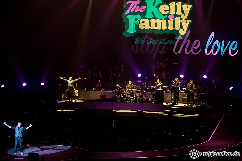 The Kelly Family (live in Mannheim 2018)