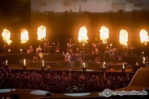 Das Comeback - The Kelly Family: Live-Fotos aus der SAP Arena in Mannheim