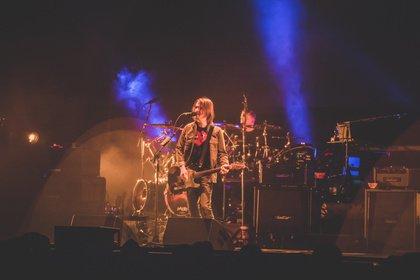 Verhüllt - Steven Wilson: Bilder des Prog-Rockers live in der Alten Oper Frankfurt