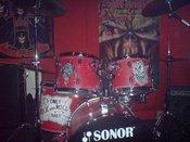 Unique drumset
