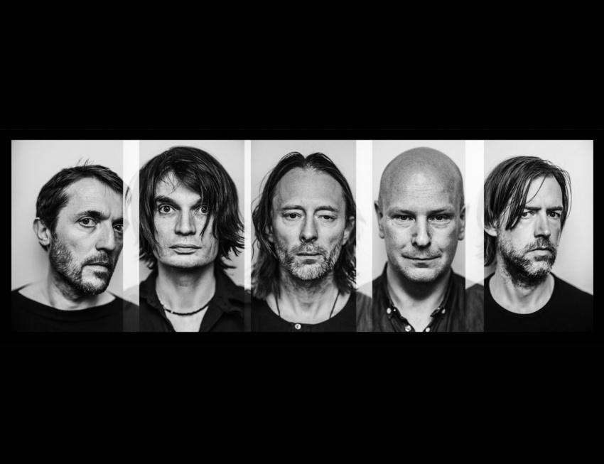 Radiohead (Pressebild, 2018)