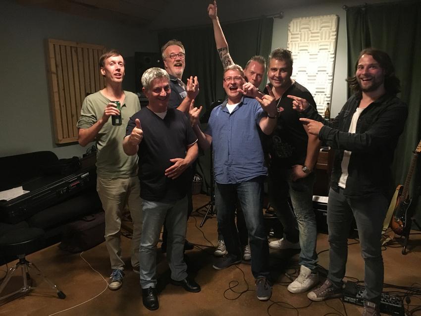 """BRAINGATE sind die neuen """"Frischlinge"""" bei RADIO BOB!"""