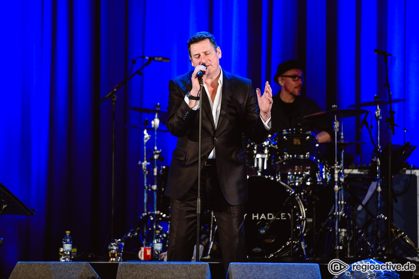 Tony Hadley (live in Mannheim, 2018)