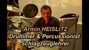 Schlagzeug/Percussion Unterricht