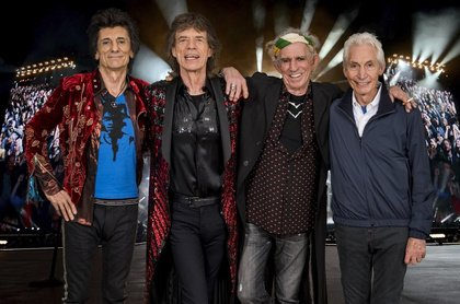 Überrollen die Hauptstadt - The Rolling Stones: Letzte Infos zur Show im Berliner Olympiastadion