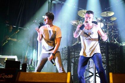 Wilde Party - SDP: Bilder des Hip-Hop-Duos live im Maimarktclub Mannheim