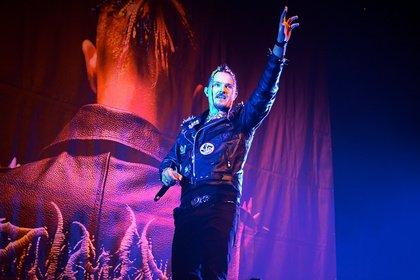 Ein Teil der Orsons - Live-Bilder von Kaas als Opener von SDP live in Mannheim