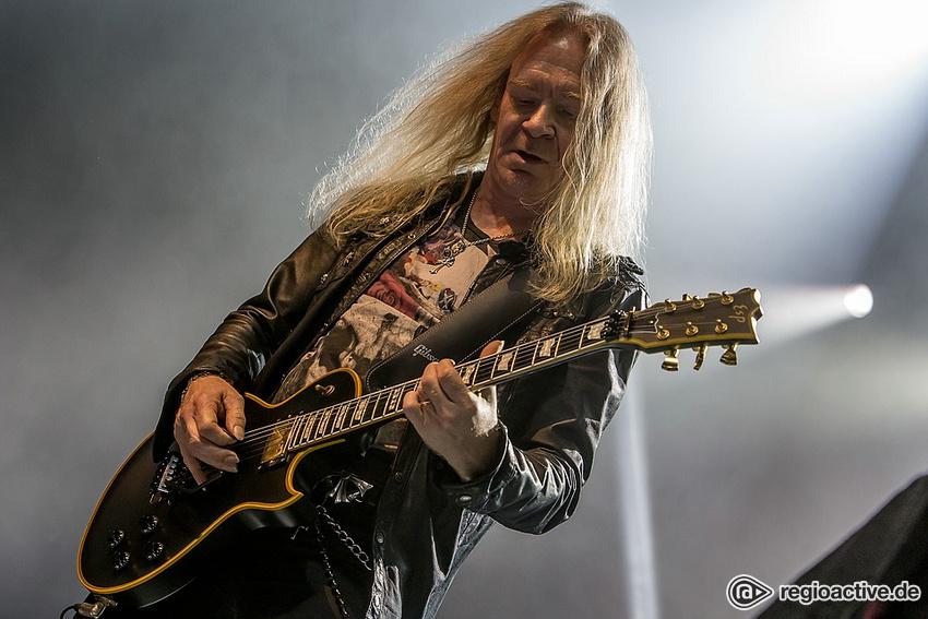 Saxon (live in Frankfurt 2018)