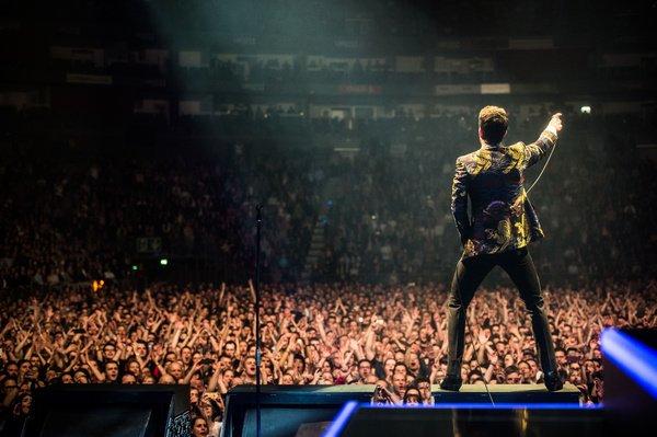 Neu erfunden - The Killers live in Köln: großartig auch in neuer Besetzung