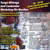 Workshops für Musiker - Tango Milonga & Candombe