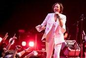 Fantastico: Bilder von Gianna Nannini live in der Alten Oper in Frankfurt