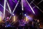 Rockig: Live-Fotos von Bonnie Tyler live im Rosengarten Mannheim