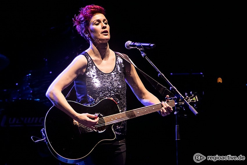 Sharron Levy (live in Mannheim 2018)