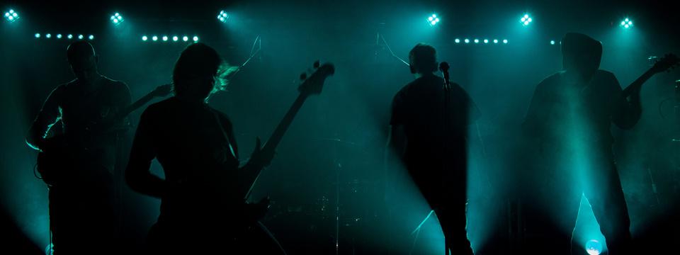 Bands für Metal-Night im Verstärker gesucht!