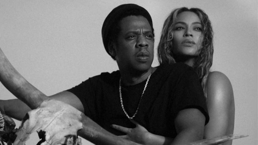 Beyoncé & Jay-Z (Pressebild, 2018)