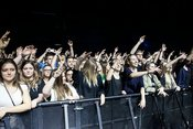 Voller Energie: Live-Bilder von Marteria in der Maimarkthalle Mannheim