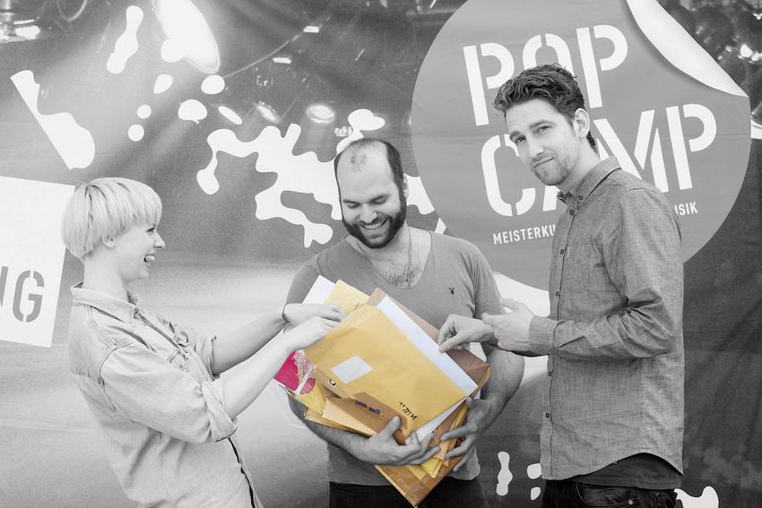 Das PopCamp 2018 geht in die entscheidende Phase