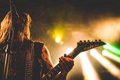 Livebilder von Suicide Angels als Support von Satyricon in Frankfurt