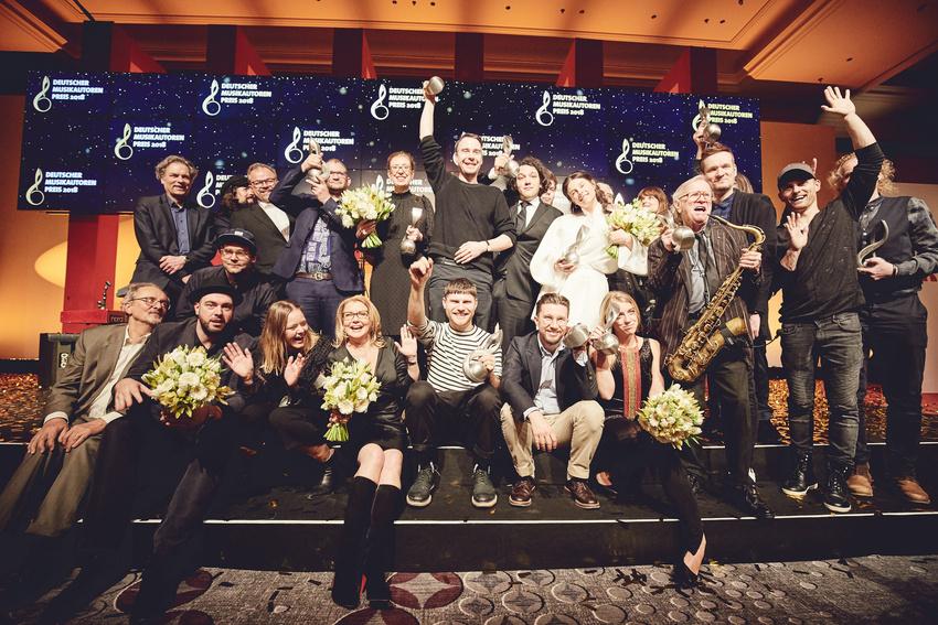 Die Gewinner des Deutschen Musikautorenpreises 2018 stehen fest