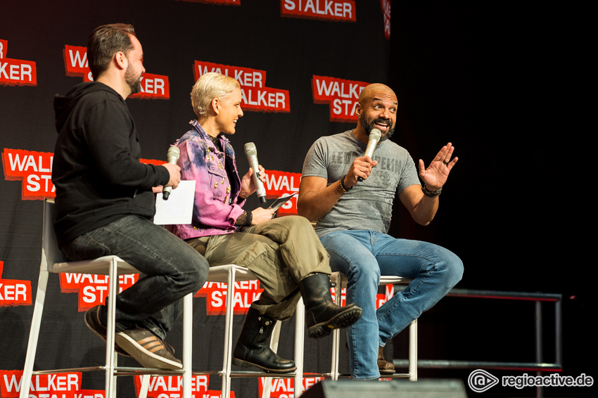 Walker Stalker Convention (live in Mannheim, 2018)
