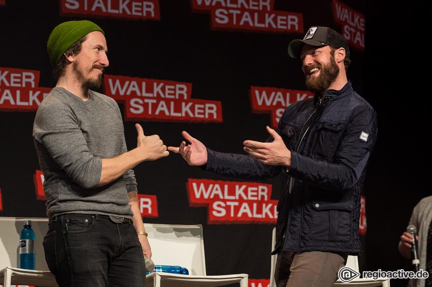 Walker Stalker Convention (live in Mannheim, 2018)
