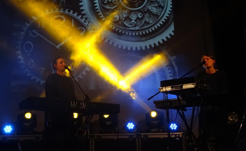 Lluvia Band Pop Aus Landau In Der Pfalz Backstage Pro