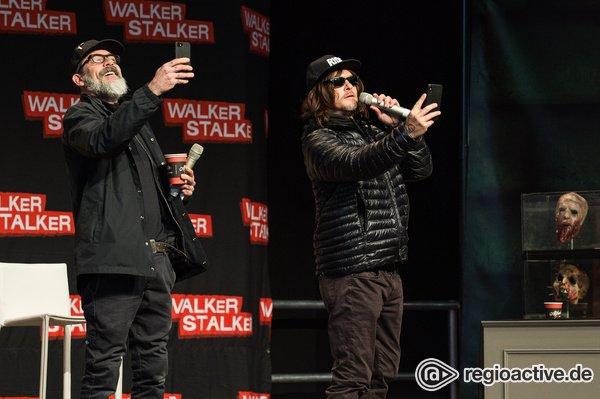 Gute und böse Helden - Die Walker Stalker Convention 2018 in Mannheim erweist sich als fanfreundliches Spektakel