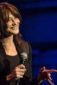 Gänsehaut: Livefotos von Carla Bruni aus der Hamburger Laeiszhalle