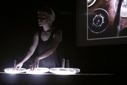 Große Kunst im kleinen Format - Audio meets Video auf der microB 2018 im Eintanzhaus Mannheim