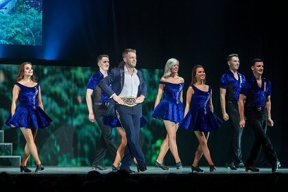 Irish Times - Dangerous Games: Live-Fotos von Lord Of The Dance im Rosengarten Mannheim