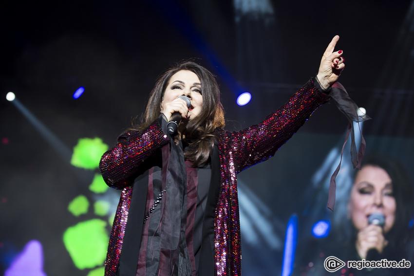 Marianne Rosenberg (live bei der Schlagernacht des Jahres 2018 in Mannheim)
