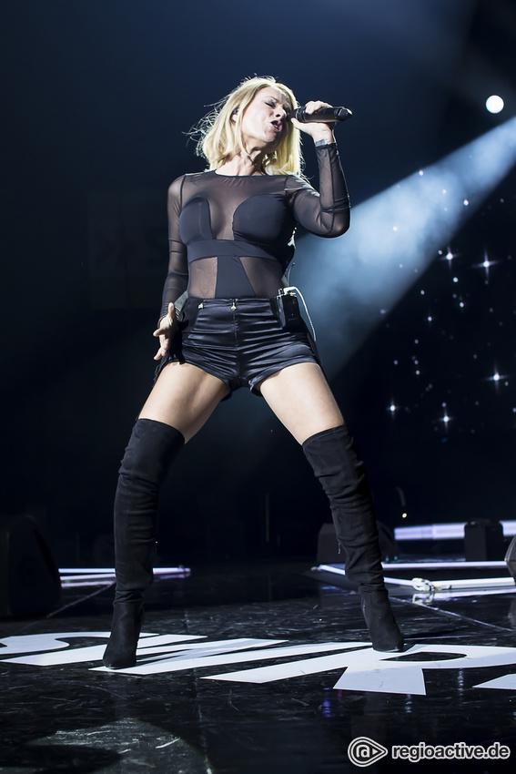 Michelle (live bei der Schlagernacht des Jahres 2018 in Mannheim)