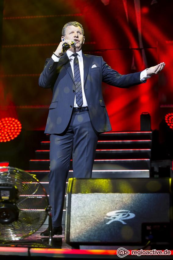 Semino Rossi (live bei der Schlagernacht des Jahres 2018 in Mannheim)