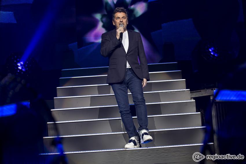 Thomas Anders (live bei der Schlagernacht des Jahres 2018 in Mannheim)