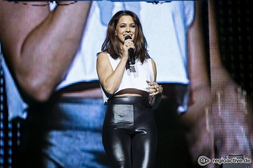 Vanessa Mai (live bei der Schlagernacht des Jahres 2018 in Mannheim)