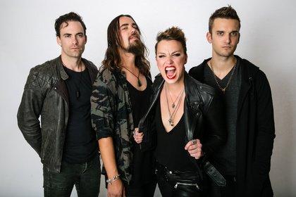 Frontfrau mit Biss - Halestorm spielen im Oktober sechs Konzerte in Deutschland und Österreich